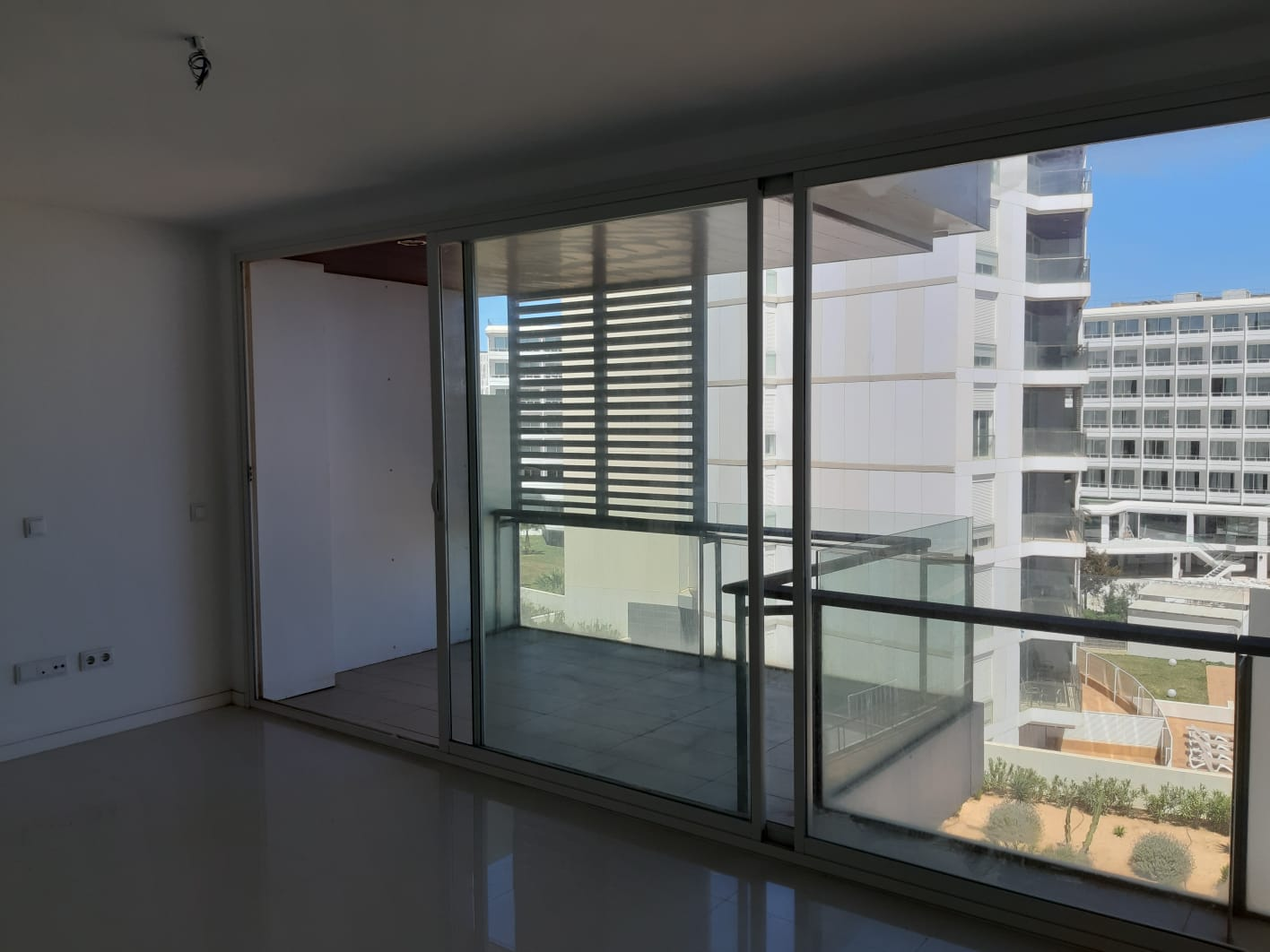 Appartement duplex neuf avec vue sur la mer dans une résidence exclusive à Playa d'en Bossa