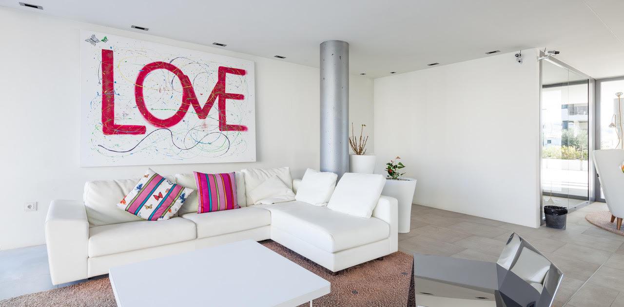 Moderno apartamento de lujo en Marina Botafoc